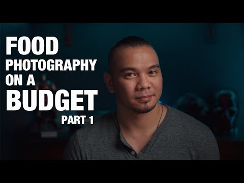 FOOD PHOTOGRAPHY ON A BUDGET Pt.1 - I did what? MASKING TUTORIAL thumbnail