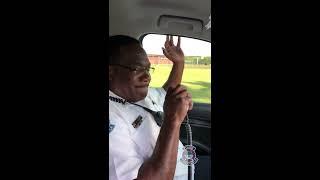 Sarasota police officers emotional final call goes viral
