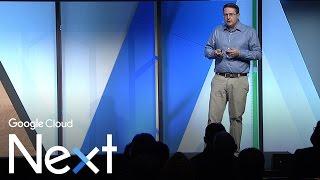 Keeping patient healthcare data secure on Cloud Platform (Google Cloud Next '17)