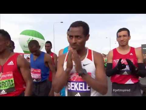 2017 London marathon's full race