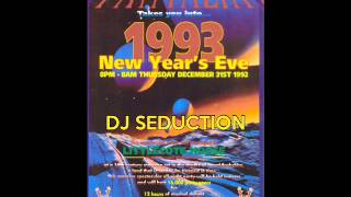 Dj Seduction @ Littlecote House Fantazia New Years Eve 1992