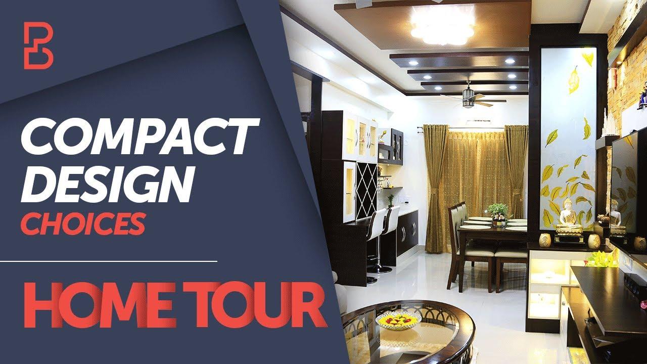Mr Guruprasad S 3 Bhk Apartment Interiors Ds Max Sandalwood