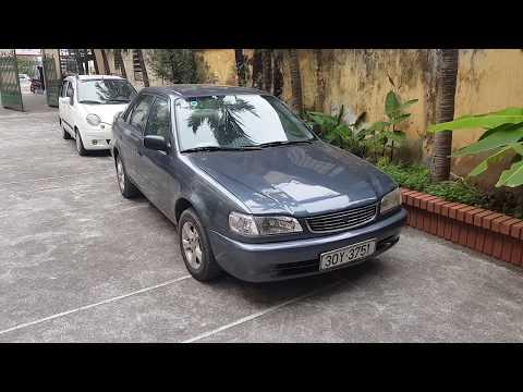 Corola 2000 giá 85 triệu ngày 26/11