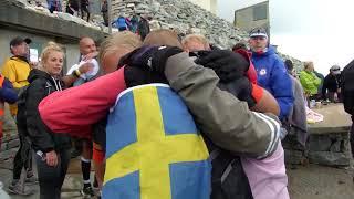 LIVE Isklar Norseman Xtreme Triathlon 2018 (Part 2)