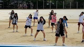 2017.05.24 용남중 체육대회 방과후 방송댄스반 …