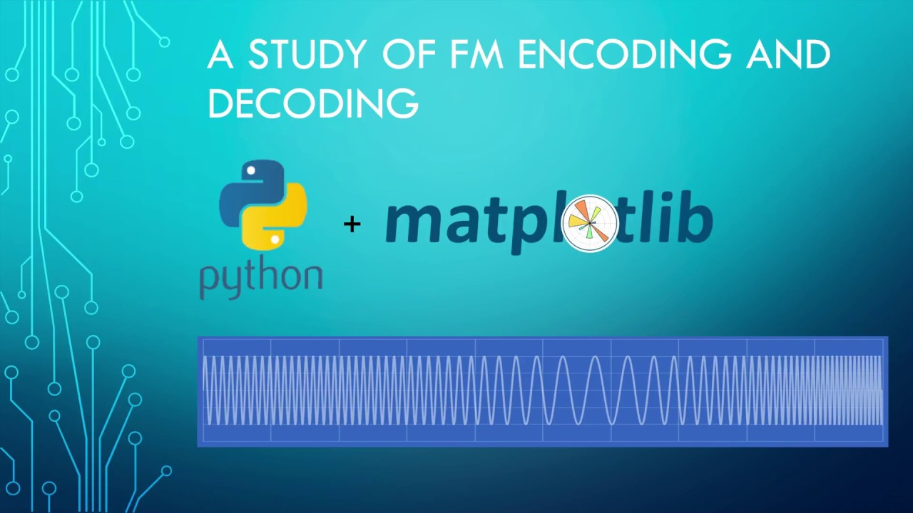 FM Modulation with Python part 1