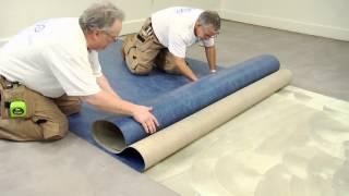 видео Натуральный линолеум | Строительный справочник | материалы - конструкции - технологии