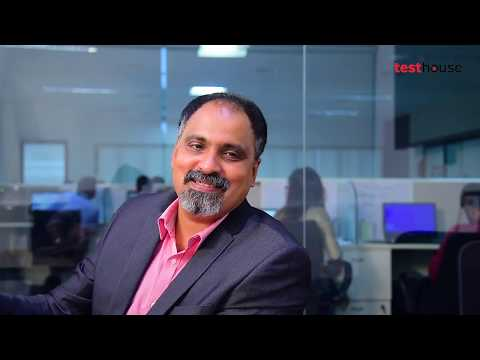 Mobile Quality Assurance Banking and Financial Services Srinivasan Madhavan Testhouse