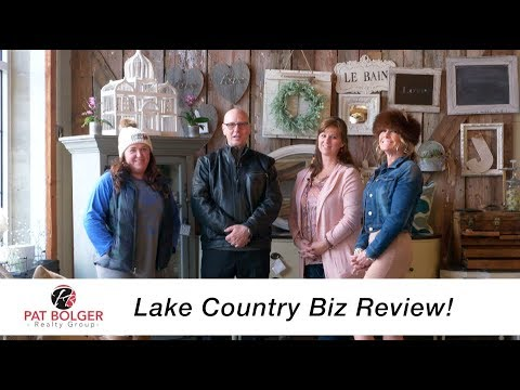Lake Country Biz Review: Roost Mercantile & The Coop