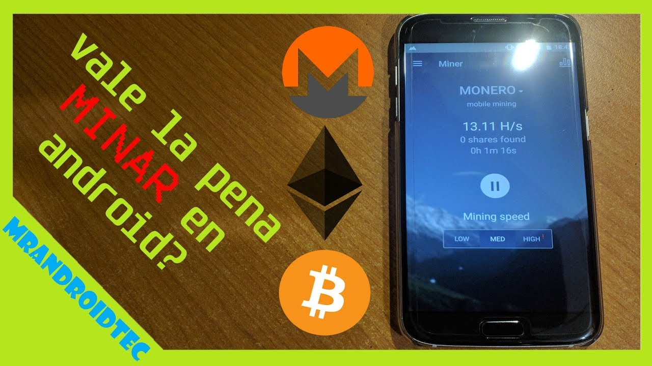 Como minar bitcoins con android cryptocurrency volume charts on stocks