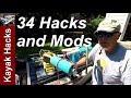 Fishing Kayak Setup Ideas - 34 Easy Kayak Modifications For Fishing