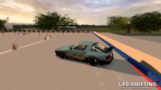 LFS-Drifting.LT Drift event #6 (2015-06-25) Klaipėda Drift LYT