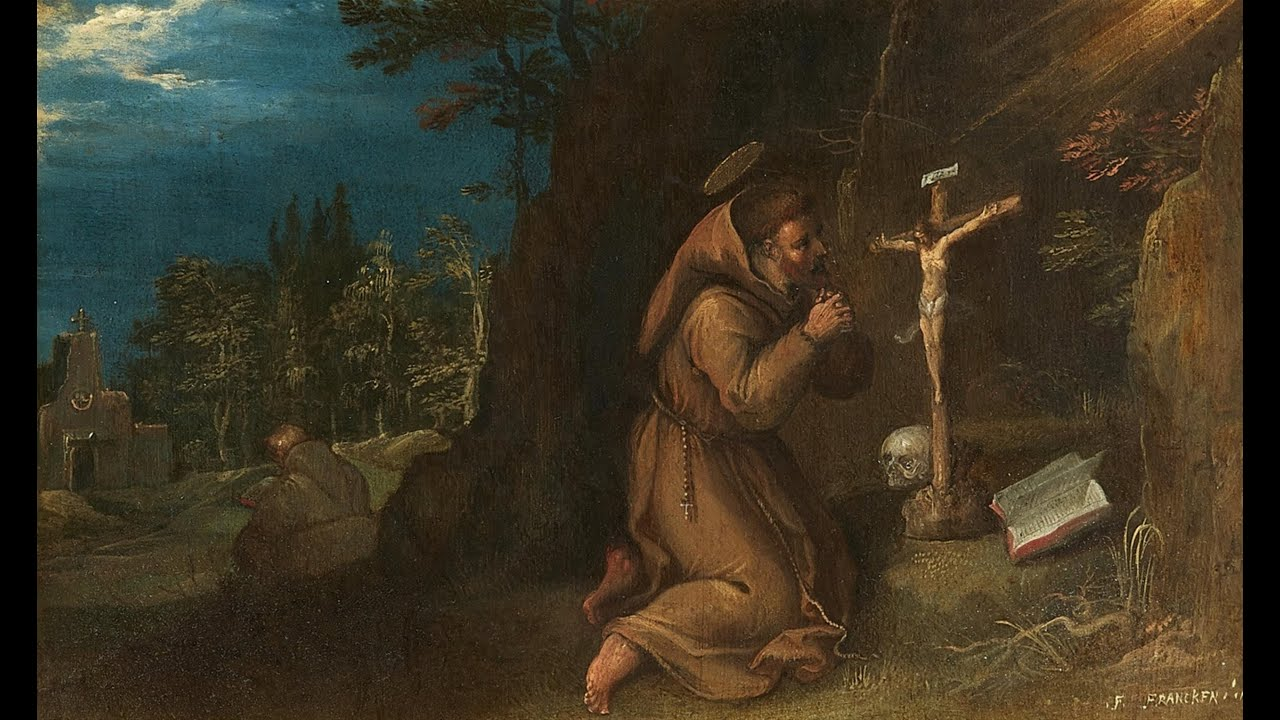 Talk on the Real St. Francis of Assisi