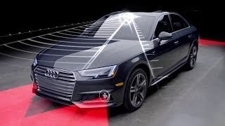2019 Audi A4. Intelligent Driver Assistance Systems. Overview.