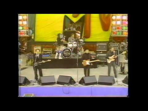 Squeeze - Live -  Daytona Beach - March 18, 1988