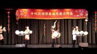 無雙樂團 Musou Band - 花傘與蘭花 (傳統鼓樂) Flower umbrella and orchid thumbnail