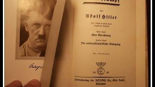 Зачем в Германии переиздают «Майн Кампф»