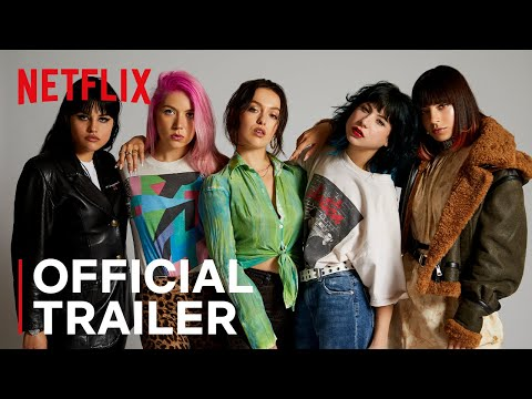 I'm With The Band: Nasty Cherry | Official Trailer | Netflix