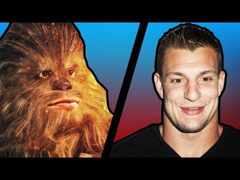 NFL Players As Star Wars Characters