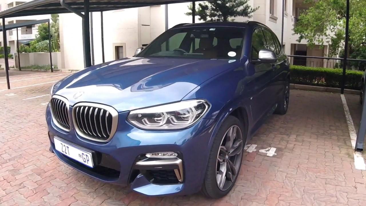 Driven | BMW X3 M40i