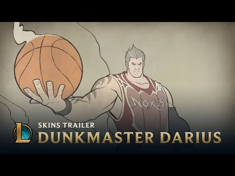 Dunkmaster Darius | Skins Trailer - League of Legends