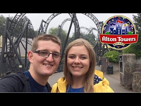 Alton Towers Vlog July 2017