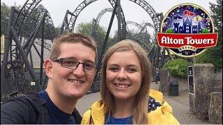 Alton Towers Vlog July 2017