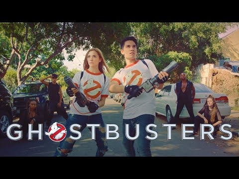 GHOSTBUSTERS - Sam Tsui, Alyson Stoner, & KHS