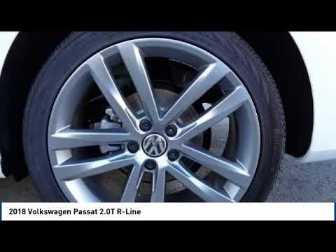 2018 Volkswagen Passat Salinas CA V2173