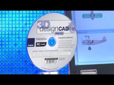 FRANZIS Design-CAD 3D V22 Complete Edition