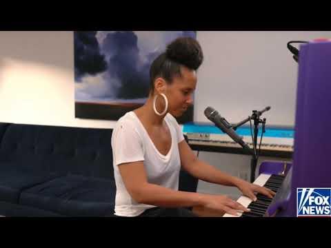 Alicia Keys iHeart Living Room Concert For America