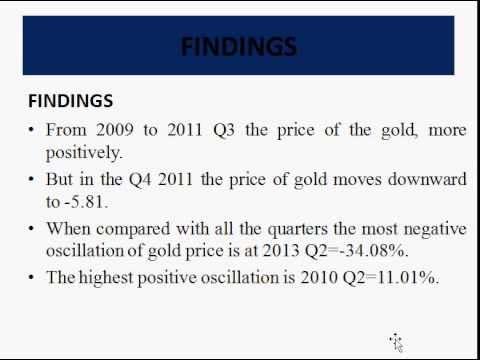 A study on gold trading in global commodity market in harvest future consulatant pvt ltd