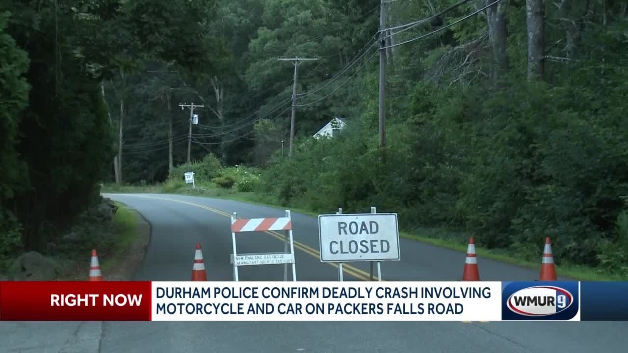 Police identify motorcyclist killed in crash in Durham
