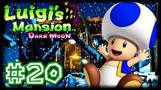Luigi's Mansion Dark Moon - (1080p) Part 20 - D-1 Cold Case
