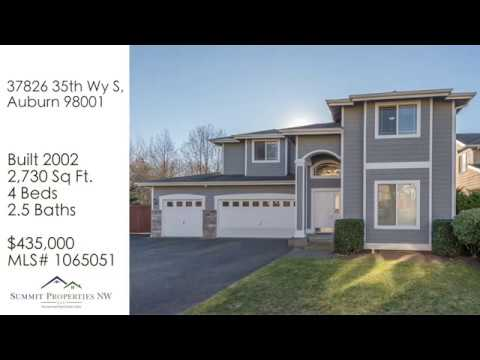Sold For $435,000 - 37826 35th Wy S, Auburn, WA 98001