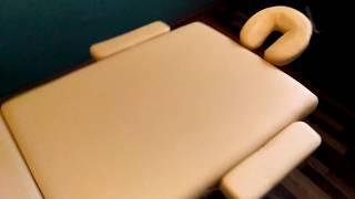 массажный стол DFC. Часть 2