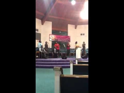 The Island of Hope COGIC Youth ChoraleBless the LordMyron Butler