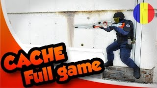 CS:GO Competitive | Cache - live gameplay