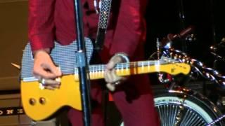Billy Gibbons & The BFGs Live 2015 =] LaGrange [= Cullen Center, Houston, Tx - 12/3