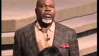 T D Jakes -  Nothing that you have been through will be Wasted