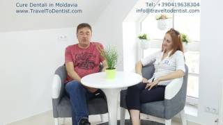 Dental care in Moldova, control and prophylaxis