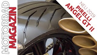 Pirelli Angel GT II - Der Engel unter den Sporttouring-Reifen