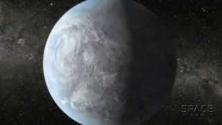 Two Earth-like Ocean Covered Planets Found Possible Life