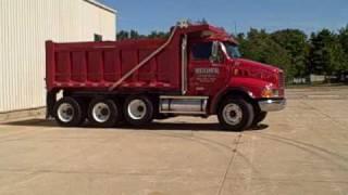 1999 Sterling Dump Truck Box