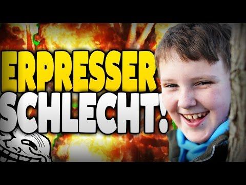 UNFÄHIGSTER ERPRESSER der WELT! - DDOSER will RANG HABEN !! - Minecraft TROLLING