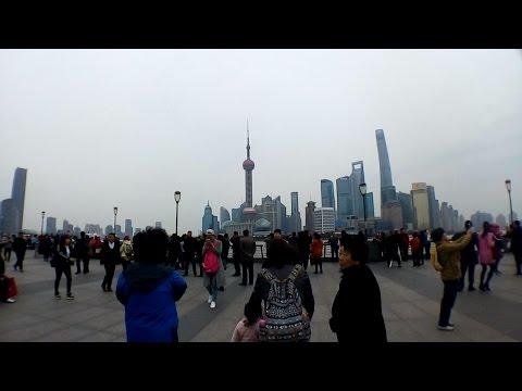 【中国旅行記、China Travel】2016年3月21日~4月11日までのまとめ動画【上海観光、豫園・外灘他】