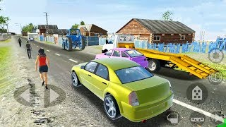 MadOut Car Parking Simulator - Driving Inside Gas Station - Android Gameplay FHD