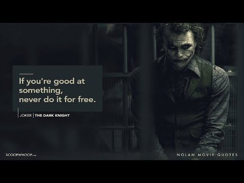 10 Unforgettable Christopher Nolan Movie Quotes   Best Christopher Nolan Movies