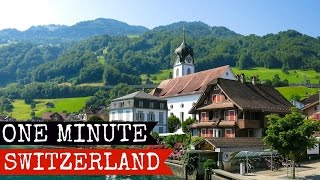 BEST TRAVEL   Switzerland in (almost) one minute - Full HD 2015