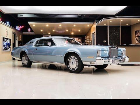 1973 Lincoln Continental   Classic Cars for Sale Michigan